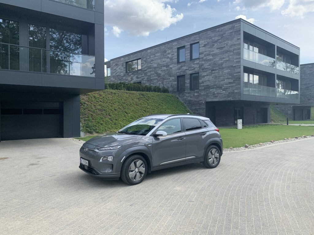 Odcinek 12 – test Hyundai Kona Electric